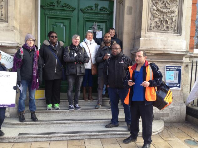RMT and ASLEF