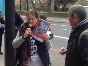 Lambeth strike march 2016 FoLL
