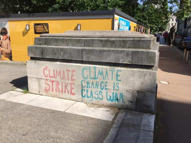 climate change is class war